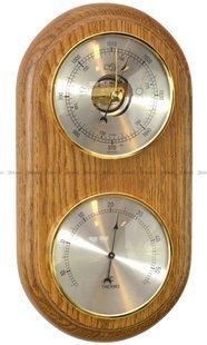 Barometr Termometr TFA OWAL2D-N-BT-01-CD3 - 26x14 cm