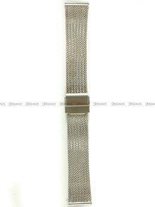 Bransoleta do zegarka Bisset - BBSR.63.18-SR - 18 mm