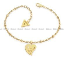 Bransoletka Guess - Queen Of Heart UBB79010-S