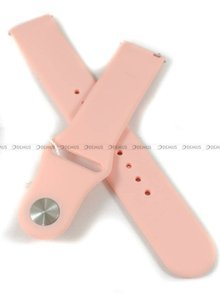 Pasek silikonowy do smartwatcha Vector Smart - VCTR-20-S3BP - 20 mm
