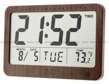 Zegar cyfrowy z termometrem JVD DH9711