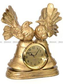 Zegar kominkowy figurka Gołąbki Timeking TK5231