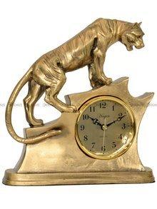 Zegar kominkowy figurka Tygrys Hagen TK5305