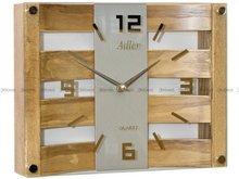 Zegar ścienny Adler 21113-OAK2