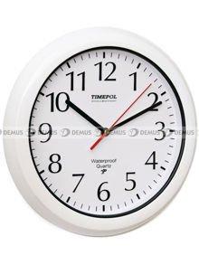 Zegar ścienny łazienkowy Timepol WL665-PL-B