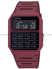 Zegarek Casio z kalkulatorem CA 53WF 4BEF