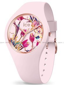 Zegarek Damski Ice-Watch - Ice Flower Lady Pink 019213 S