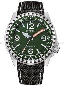 Zegarek Męski Citizen Automatic NJ2198-16X