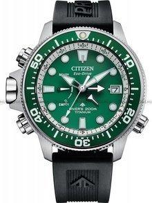 Zegarek Męski Citizen Promaster Divers Titanium BN2040-17X - Z przedłużeniem paska