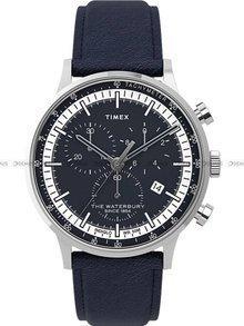 Zegarek Męski Timex Waterbury Classic Chronograph TW2U04700