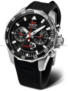 Zegarek męski Vostok Europe UFC Marcin Tybura 6S21-225A436 TYBUR - Limitowana edycja