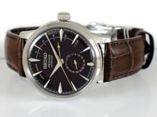 0925dadcd414cd Zegarek Męski Seiko Presage Cocktail Time Black Cat Martini SSA393J1