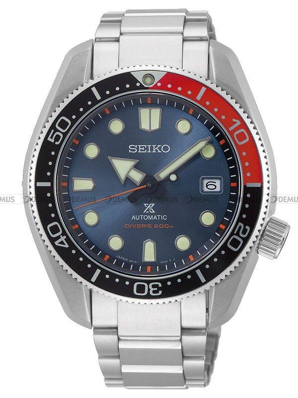ade8a7210f9d7e ... Zegarek Męski Seiko Prospex Diver Twilight Blue SPB097J1 - W zestawie  dodatkowy pasek - Limitowana Edycja ...