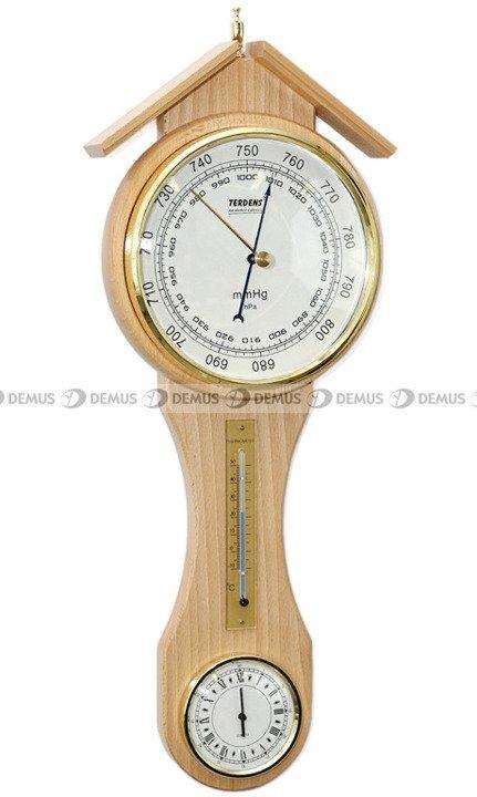 Barometr Termometr - 2666N-B