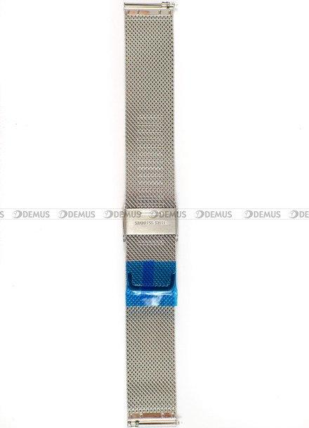 Bransoleta do zegarka Bisset - BBSR.25.20 - 20 mm