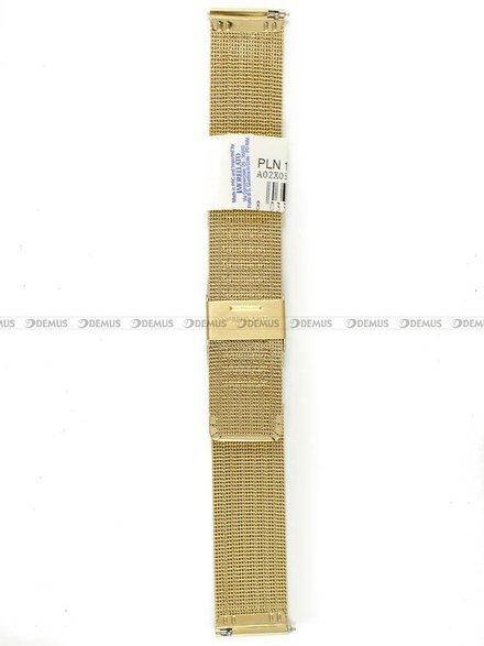 Bransoleta do zegarka - Morellato A02X05530540200099 - 20 mm