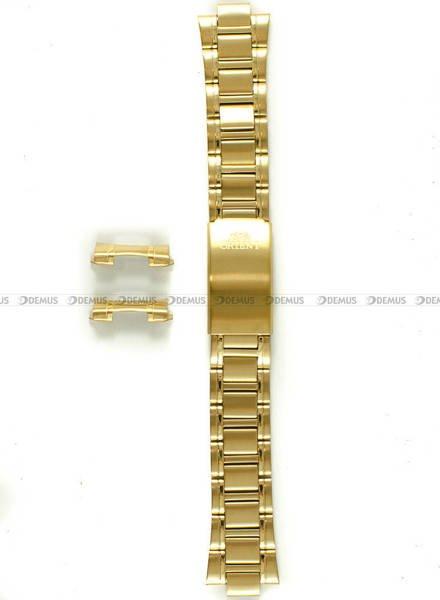 Bransoleta do zegarka Orient FEU03000WW - KCFLQAA - 22 mm