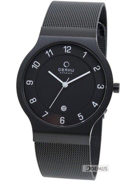 Bransoleta do zegarków Obaku V130G - V133GBBMB - 22 mm