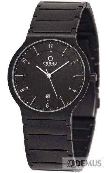 Bransoleta do zegarków Obaku V130G - V133GBBSB - 22 mm
