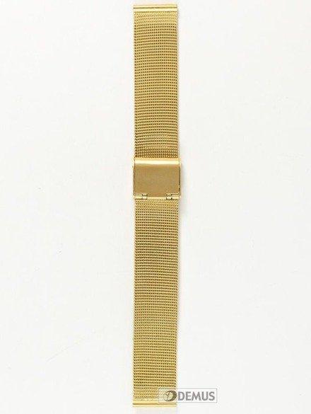 Bransoleta stalowa do zegarka - Chermond BRG2.16 - 16 mm