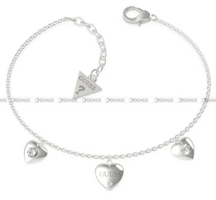 Bransoletka Guess - Guess Is For Lovers UBB70037-S