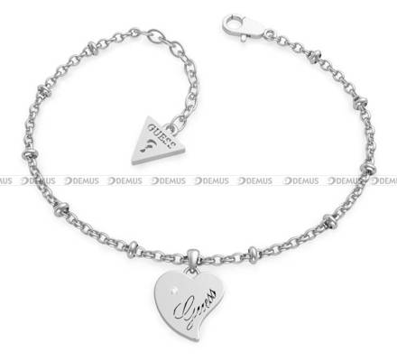 Bransoletka Guess - Queen Of Heart UBB79009-S