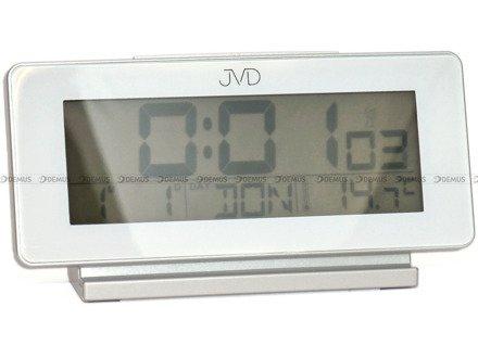 Budzik cyfrowy sterowany radiowo JVD RB3523.1