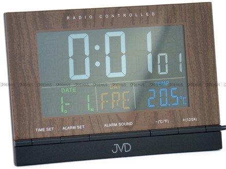 Budzik cyfrowy sterowany radiowo JVD RB9302.2