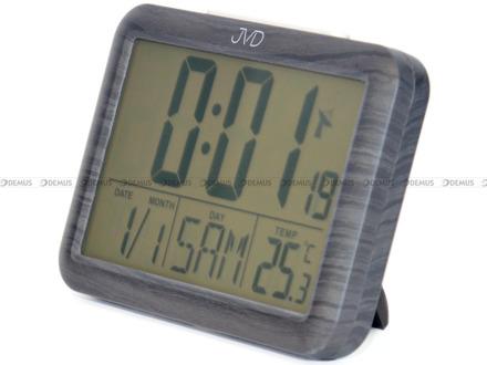Budzik sterowany radiowo z termometrem JVD RB27.2