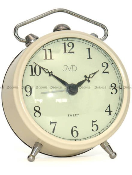 Budzik wskazówkowy JVD SRP2519.2