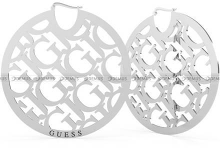 Kolczyki Guess - All About Logo UBE70176
