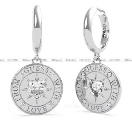 Kolczyki Guess From Guess With Love UBE70026