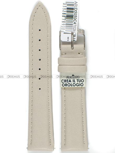Pasek Green Collection do zegarka - Morellato A01D5050C47026CR18 - 18 mm