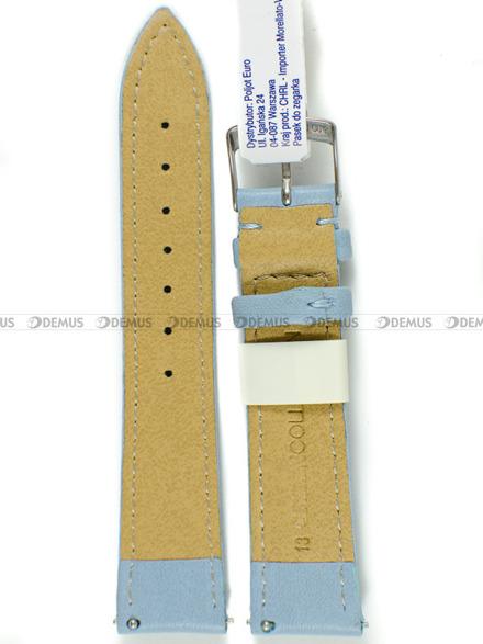 Pasek Green Collection do zegarka - Morellato A01D5050C47068CR18 - 18 mm