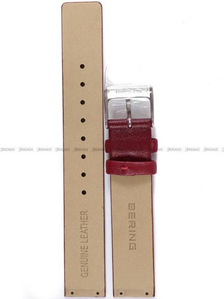 Pasek do zegarka Bering 10629-604 - 16 mm