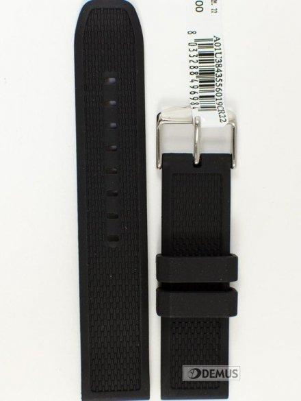 Pasek do zegarka - Morellato A01U3843556019 22mm