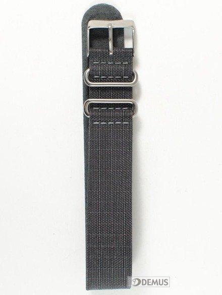 Pasek do zegarka Timex TW2P65700 - PW2P65700 - 20 mm