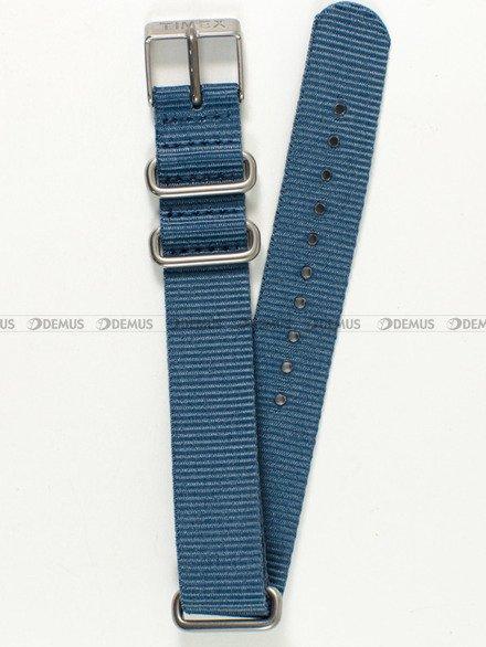 Pasek do zegarka Timex TW2P88700 - PW2P88700 - 18 mm