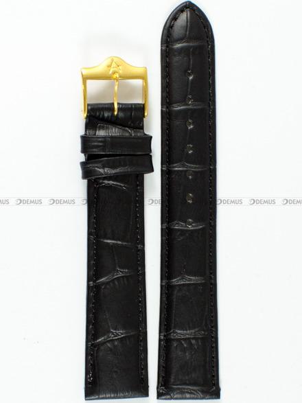 Pasek do zegarka skórzany Atlantic - L397.01.18G 18 mm