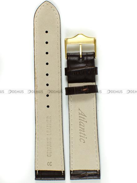 Pasek do zegarka skórzany Atlantic - L397.36.20G - 20 mm