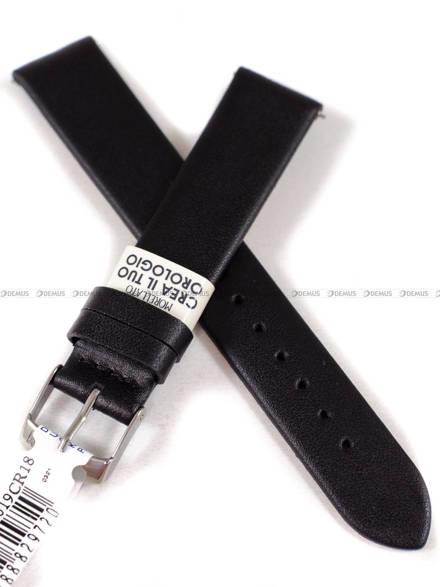 Pasek do zegarka skórzany - Morellato A01X2619875019 18mm