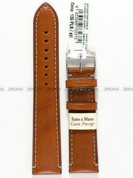 Pasek do zegarka skórzany - Morellato A01X4810947046 - 18 mm