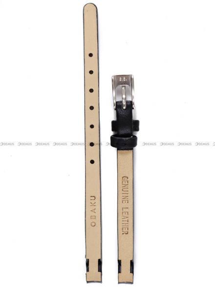 Pasek do zegarków Obaku V110L - V110LCIRB - 6 mm