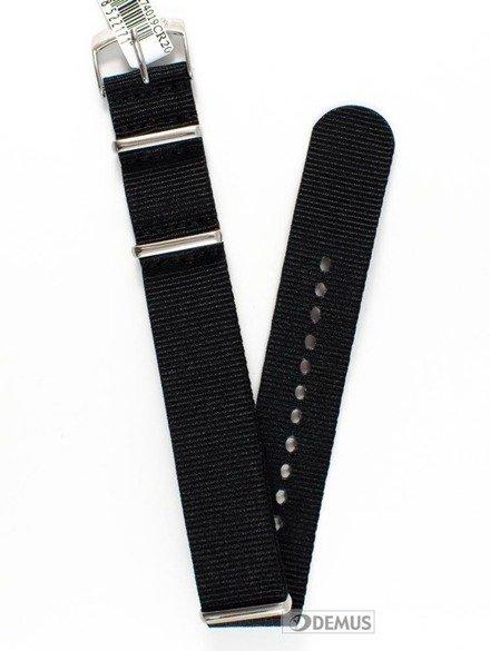 Pasek nylonowy do zegarka - Morellato A01U3972A74019 20 mm