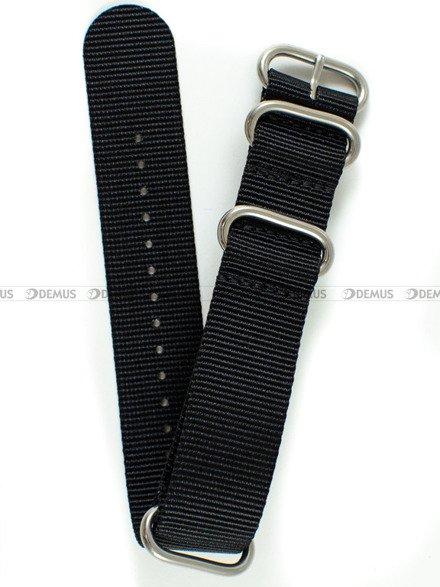 Pasek nylonowy do zegarka - Nato PN1.24.1 24mm