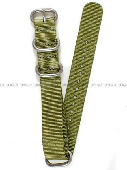 Pasek nylonowy do zegarka - Nato PN3.18.31 - 18 mm