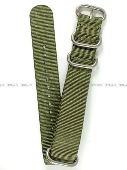 Pasek nylonowy do zegarka - Nato PN3.20.3 - 20 mm