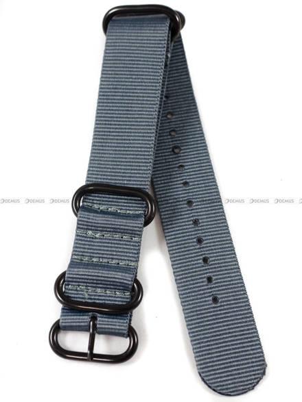 Pasek nylonowy do zegarka - Nato PN5.22.11 - 22 mm