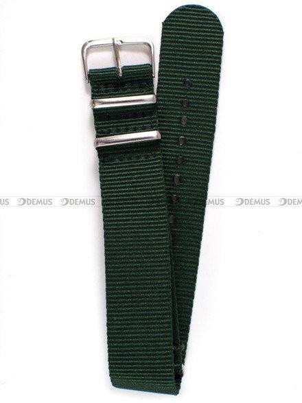 Pasek nylonowy do zegarka - Nato PND1.22.3 - 22 mm