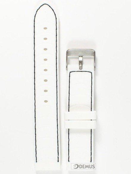 Pasek silikonowy do zegarka - Chermond PG1.20.7.1 - 20 mm